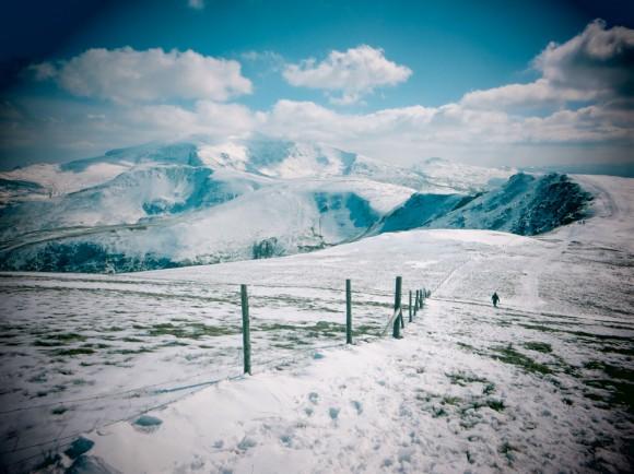 Snowdon from Moel Eilio