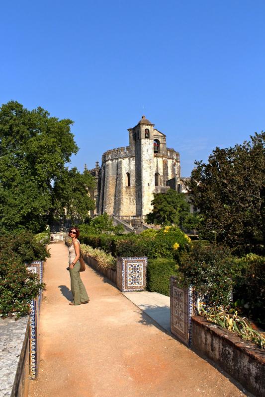 Gina & the Convento de Cristo