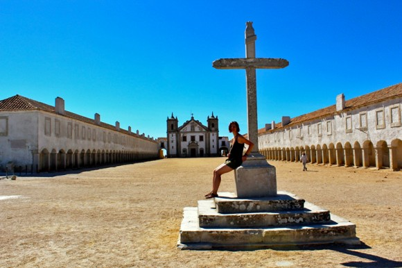 Cabo Espichel monastery