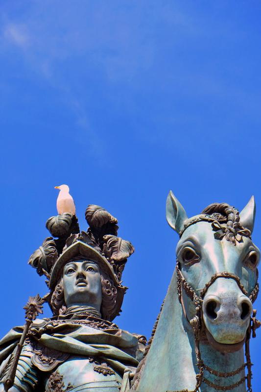 Dom Jose I statue
