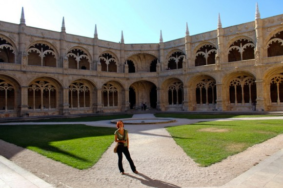 Cloisters of Jerónimos Monastery