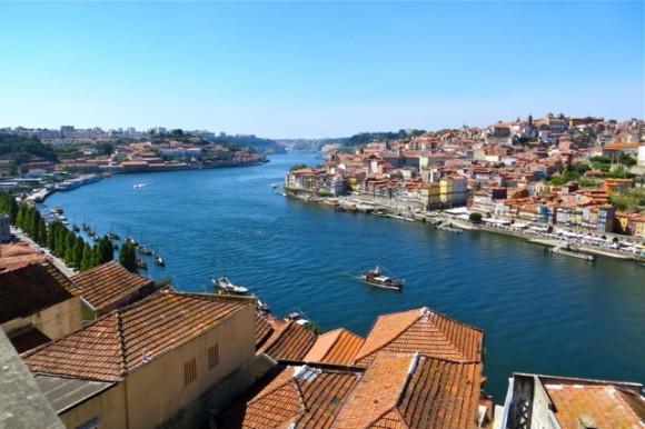 Douro river.