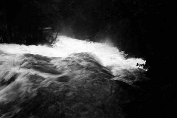 'Afon ffyrnig'