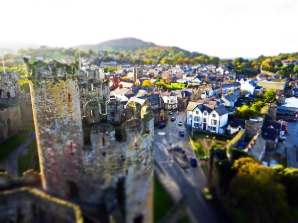 Miniature Conwy