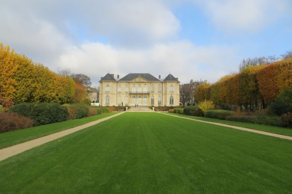 August Rodin museum