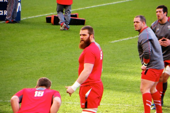 Jake 'proper huge beard' Ball