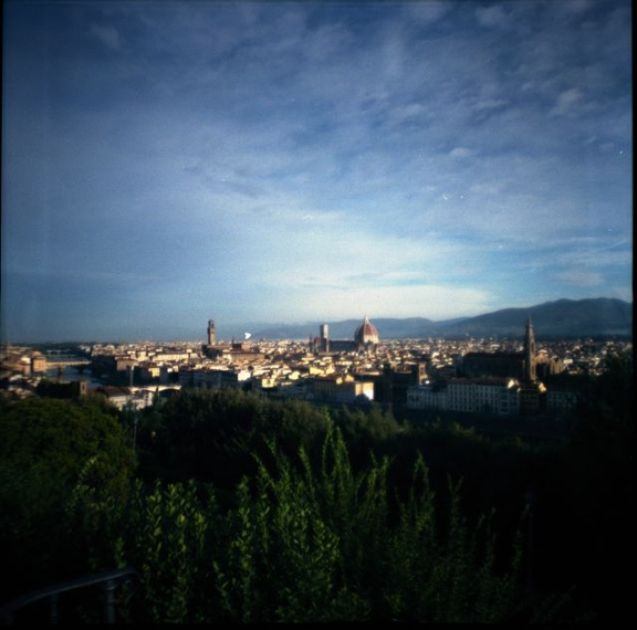 Florence - Lomography by Gina
