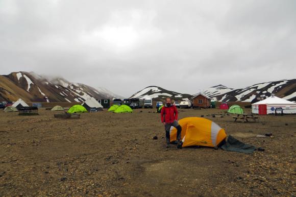 Landmannalaugar Campsite