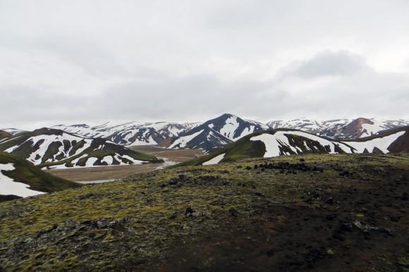 Hills of Landmannalaugar