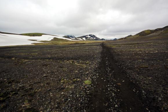Road to Álftavatn
