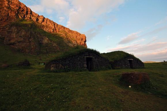 Heimaey's Herjólfsdalur