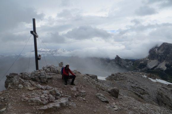 Top of Averau